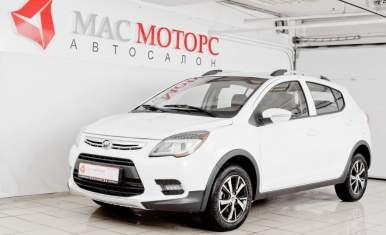 Lifan X50 Белый